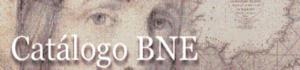 Catálogo BNE